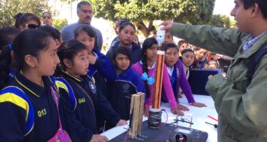 Caravana de la Ciencia, el programa interactivo para la implementación de la ciencia será reactivado en Michoacán