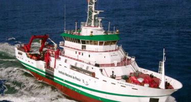 BIPO, el buque de investigación pesquera y oceanográfica del INAPESCA, devela misterios de la ciencia