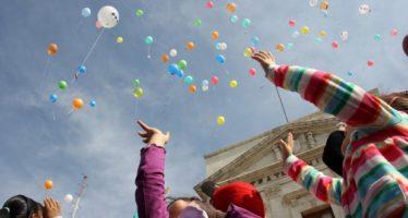 Los globos para los Reyes Magos como peligro para el medio ambiente