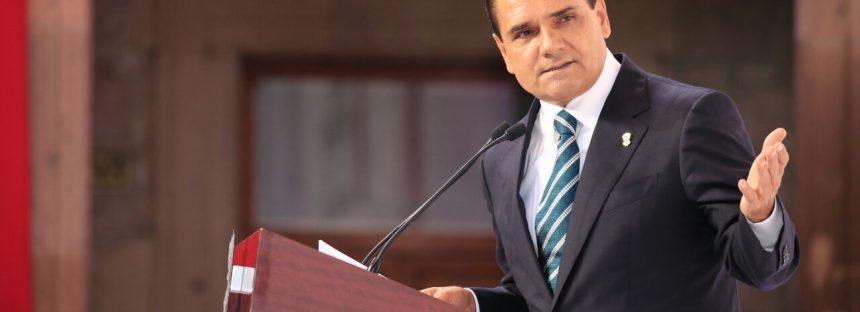 Mensaje y llamado del gobernador de Michoacán para combatir crisis económica del país