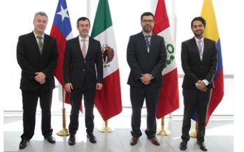 Se lleva a cabo reunión en México de la  Alianza del Pacífico para tratar temas ambientales
