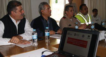 La prevención y combate de incendios forestales en el 2016 fueron bajo un Mando Único en Michoacán