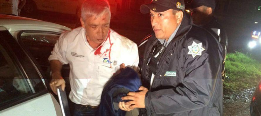 Subsecretario de Medio Ambiente de Tamaulipas, presentó su renuncia tras persecución y accidente automovilístico