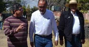 SCOP verifica funcionamiento de futura ciclovía en Zoológico de la capital de Michoacán