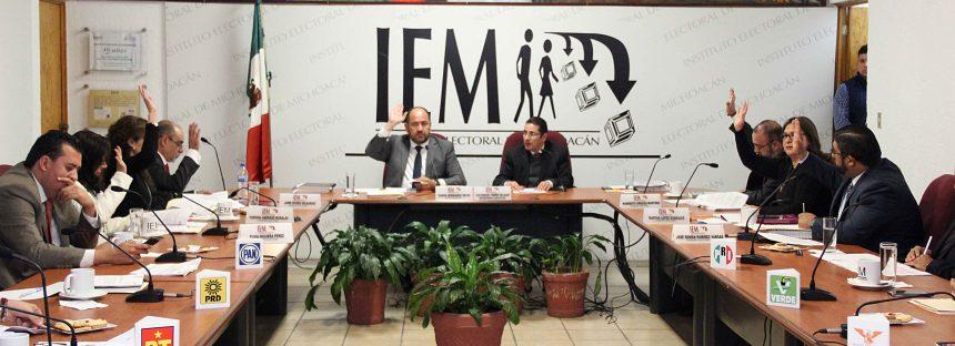 Presenta IEM, proyecto de de ajuste a su presupuesto 2017