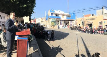 Charo, municipio de Michoacán cumplió 86 años de historia