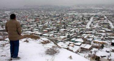 Declaran fin de la emergencia por la nevada para el estado de Chihuahua
