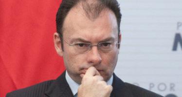 Luis Videgaray se reunirá en Washington con elementos del gobierno de Estados Unidos