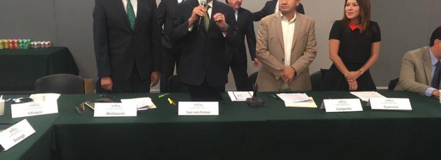 PROAM DA BLINDAJE AMBIENTAL A LÍMITES TERRITORIALES A ZEE DE LC
