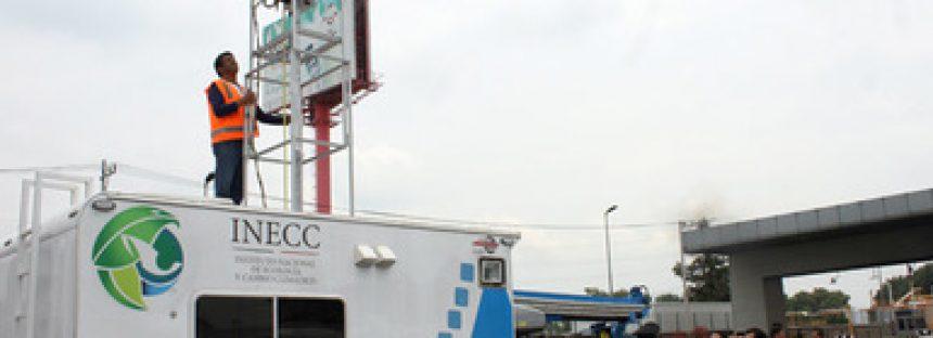 Montan sensores remotos para detectar ingreso de vehículos contaminantes al Valle de México