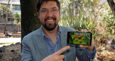 Carlos Vladimiro González Zelaya, de la Facultad de Ciencias de la UNAM, desarrolló Baby-Bee para cuidado de abejas