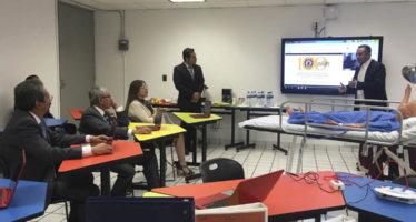 La UMSNH, es la primera en su tipo en contar con sistema de aulas multimedia