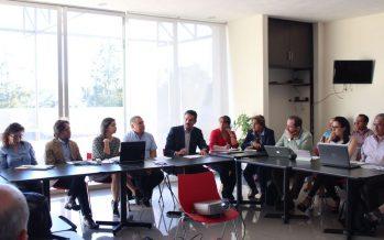 Sector ambiental se reúne con FUCIMID