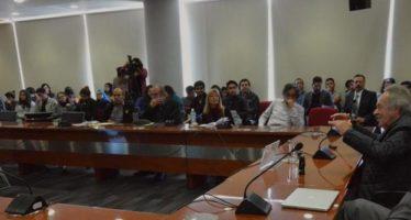 Divulgar ciencia, desafío de comunicación: rector Eduardo Peñalosa Castro