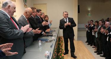 Nombran a Humberto González Rodríguez, director de Facultad de Ciencias Forestales de la UANL
