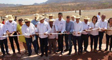 Inauguración del centro integral de tratamiento y disposición final de residuos sólidos y urbanos de Tiquicheo