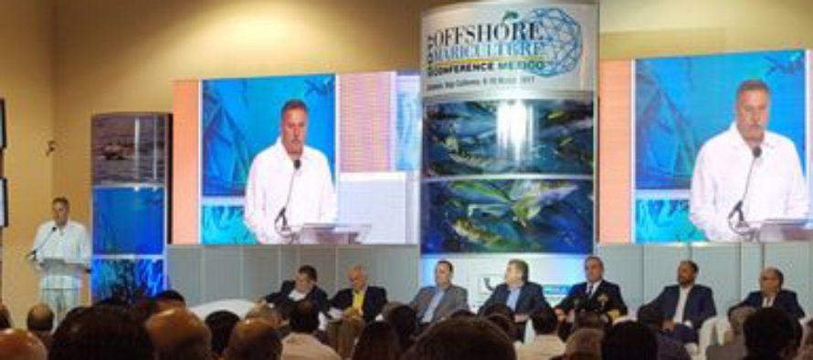 México fue sede de la VII Conferencia Mundial de Maricultura en Aguas Expuestas