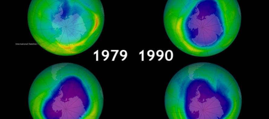 Destruye gobierno mexicano sustancias que dañan la capa de ozono