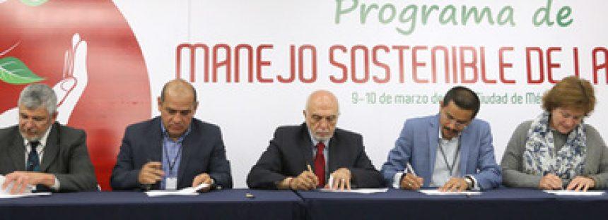 Reducirán degradación de suelos en tres microrregiones de Oaxaca, Hidalgo y Zacatecas