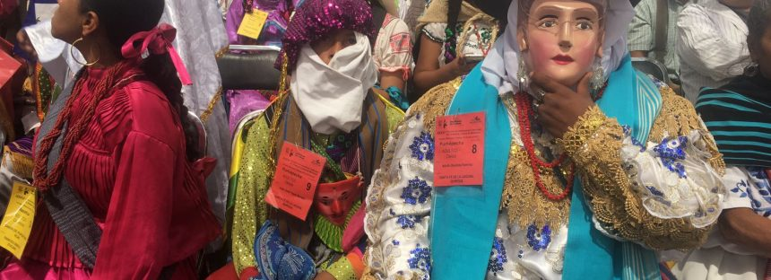 Ganadores del Concurso de Indumentaria Tradicional de Ceremonias y Danzas de Michoacán y del Concurso Estatal de Artesanías