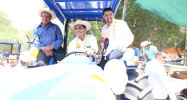 Inaugura Gobernador Fiestas Tradicionales y Expo Ganadera Tuzantla 2017