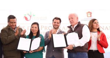 Conservarán  8 mil hectáreas de bosques en el Estado de México