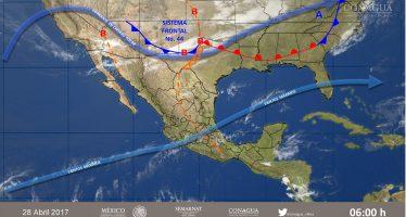 Habrán temperaturas superiores a los 45 grados en distintas partes del país