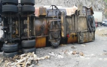 Se derraman 66 mil toneladas de aceite decantado en Tamaulipas