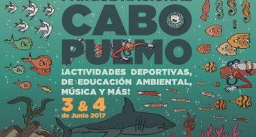 Celebración del 22° aniversario del parque nacional Cabo Pulmo