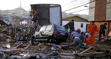 Mala noticia para Chile: científicos determinan dónde se producirá el próximo 'terremoto del siglo'