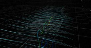 La NASA detecta una extraña danza de electrones en el espacio
