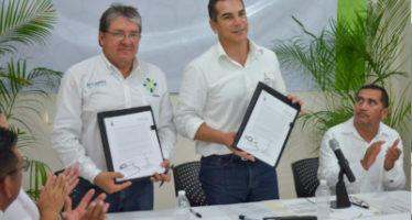 Inauguran el Centro Operativo de Reservas Estatales Balam Kú y Balam Kin en Campeche