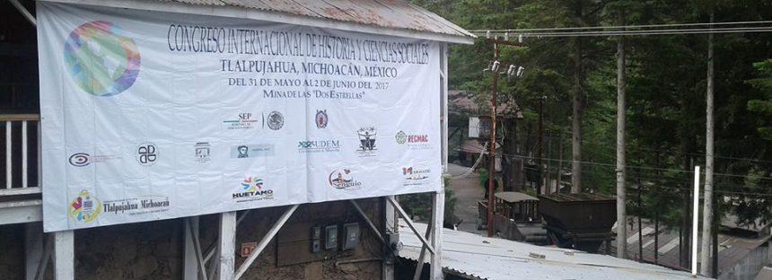 En Congreso de Historia de Tlalpujahua, el rector Medardo Serna González recomendó el análisis y libre intercambio de ideas