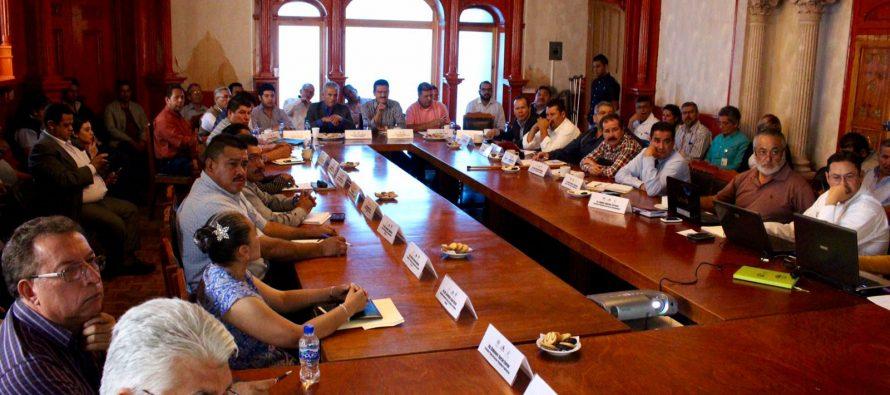 Consejo Estatal Forestal prueba acciones de la Mesa de Seguridad Ambiental