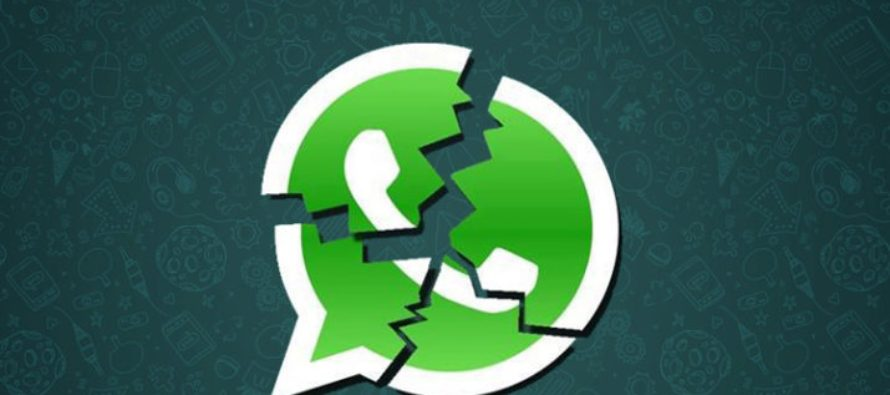 Segunda caída a nivel mundial de Whatsapp en menos de 24 horas