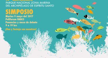 Simposio sobre el Parque Nacional Zona Marina del Archipiélago de Espíritu Santo en La Paz, BCS