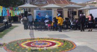 """Realizan """"Festival del Agua"""" en San Cristóbal de Las Casas"""