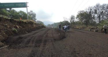 La modernización de la carretera La Pera-Cuautla cumple normas y está autorizada por la Semarnat