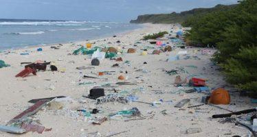 Y el Paraíso se llenó de plástico…