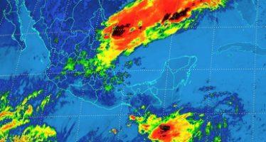 Se prevén fuertes tormentas en distintos estados de México
