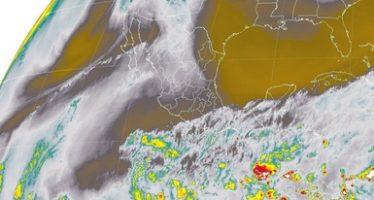 Se esperan vientos fuertes al noroeste del país debido al Frente Frío No. 46
