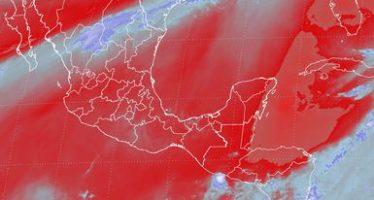 Se prevén vientos superiores a los km/h al noreste del país