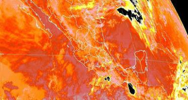 Se esperan tormentas fuertes al noreste del país