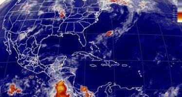 Se esperan tormentas muy fuertes al sur del país