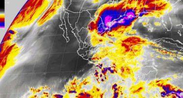 Se esperan tormentas intensas en distintos puntos del país