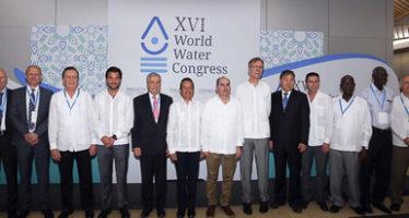 Se lleva a cabo el XVI Congreso Mundial del Agua