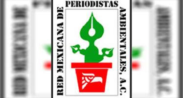 Declaración de Red Mexicana de Periodistas Ambientales (REMPA)