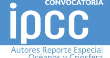 Abre convocatoria para presentación de candidatos mexicanos al Reporte Especial del IPCC sobre Océanos y Criósfera en Clima Cambiante
