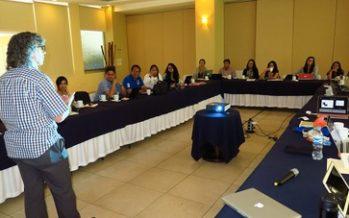 Taller de periodismo ambiental sobre Especies Exóticas Invasoras en México