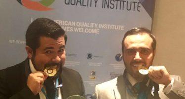 Recibe reconocimiento Innovabox por parte del Instituto Latinoamericano de Calidad (LAQI)
